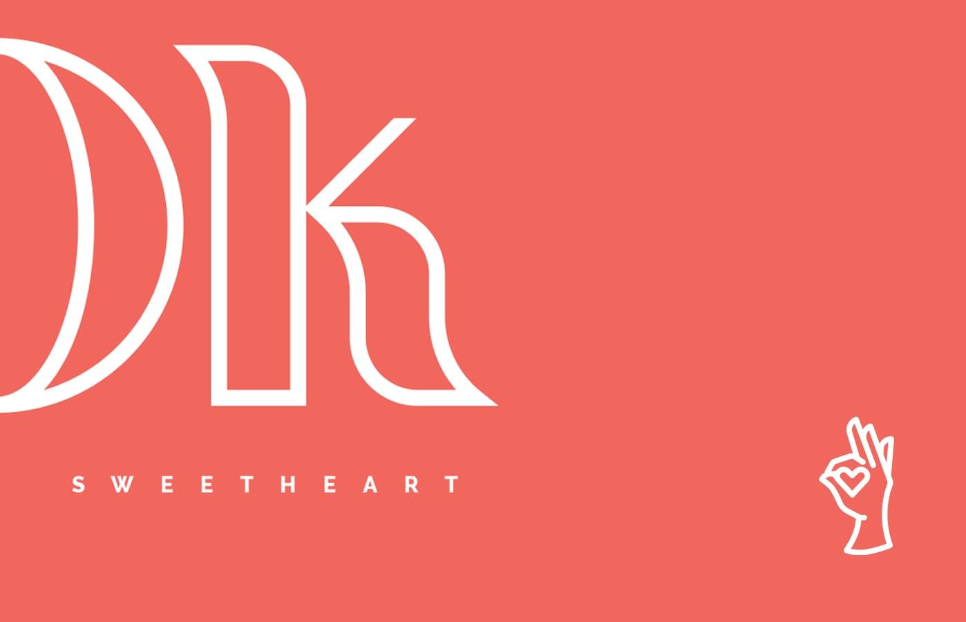 OK SWEETHEART logo